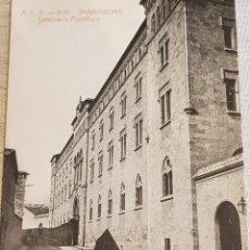 Postales: A.T.V. - 2172 / TARRAGONA / SEMINARIO PONTIFICIO / SIN CIRCULAR NI ESCRIBIR / DE LUJO.. Lote 166661910