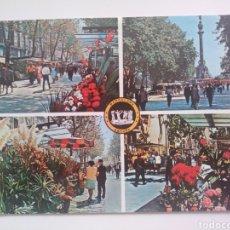 Postales: BARCELONA: N: 3081.CIRCULADA.1967. Lote 166794465