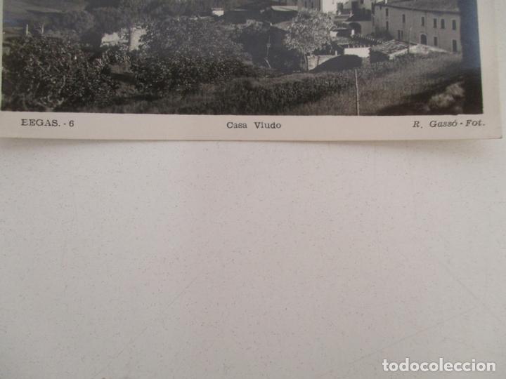 Postales: Postal Begas - Casa Viudo - Foto R. Gassó - Postal nº 6 - sin Circular - Foto 2 - 166798770