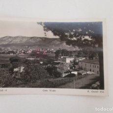 Postales: POSTAL BEGAS - CASA VIUDO - FOTO R. GASSÓ - POSTAL Nº 6 - SIN CIRCULAR. Lote 166798770