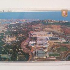 Postales: BARCELONA: ANILLA OLÍMPICA.SIN CIRCULAR. Lote 166801606
