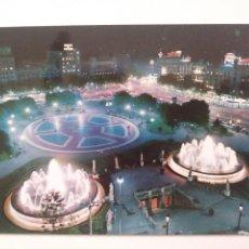 Postales: BARCELONA:PLAZA DE CATALUÑA.1978. Lote 166802646