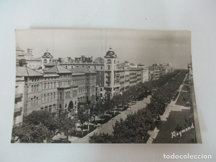 POSTAL TARRAGONA - RAYMOND - Nº 1 - SIN CIRCULAR (Postales - España - Cataluña Antigua (hasta 1939))