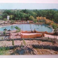 Postales: VILANOVA DE LA BARCA.LERIDA.RACO D,EN PEP.PISCINAS.CIRCULADA.1972. Lote 167032329