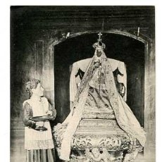 Postales: GIRONA NURIA LA VERGE . FOTOTIPIA THOMAS, SIN CIRCULAR. Lote 167151508
