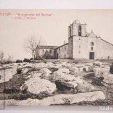 Postales: ANTIGUA POSTAL - 2. EL FAR. VISTA GENERAL DEL SANTUARI - L. ROISIN - SIN CIRCULAR. Lote 167263024