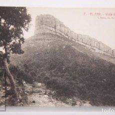 Postales: ANTIGUA POSTAL - 7. EL FAR. VISTA DESDE L'COLLET - L. ROISIN - SIN CIRCULAR. Lote 167264704