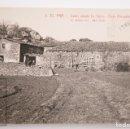 Postales: ANTIGUA POSTAL - 8. EL FAR. CAMI DESDE LA SALUT. CASA ALMADÁNS - L. ROISIN - AÑO 1935. Lote 167266340