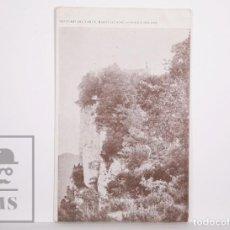 Postales: ANTIGUA POSTAL - SANTUARI DEL FAR, S. MARTÍ SACALM. SINGLE DEL FAR - SIN CIRCULAR. Lote 167268400