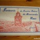 Postales: 10 POSTALES SANTUARIO DE NUESTRA SEÑORA DE LA MISERICORDIA DE REUS ..FOTOS DE ZERKOWITZ . VER FOTOS. Lote 167681344