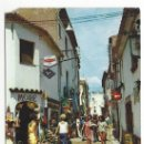 Postales: COSTA BRAVA - TOSSA DE MAR .- CALLE TIPICA. Lote 167705920