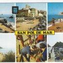 Postales: 3 - SAN POL DE MAR (BARCELONA).- . Lote 167712476