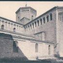 Postales: POSTAL MONESTIR DE RIPOLL - VISTA LATERAL - ROISIN. Lote 168039156