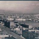 Postales: POSTAL BARCELONA - VISTA PARCIAL DEL PUERTO - CEBOLLERO - FISA - SERIE 1 N 34. Lote 168048984