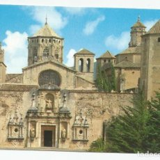 Postales: LOTE DE 8 POSTALES DEL MONESTIR DE POBLET POR RAYMOND DE TARRAGONA-VER RELACION Y FOTOS. Lote 168286744