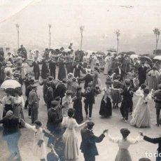 Postales: MONCADA Y REIXACH. BALLANT SARDANES 1909. Lote 168364472