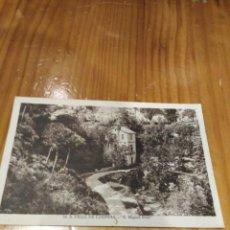 Postales: POSTAL CIRCULADA SANT MIQUEL PETIT DE SANT FELIU DE CODINES. Lote 168386260
