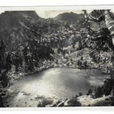 Postales: POSTAL CIRCULADA, 1946 - ZERKOWITZ / ESPOT - HOTEL SAURAT - LAGO DE LA RATERA. Lote 168473540