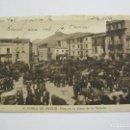Postales: POBLA DE SEGUR-FIRA EN LA PLAÇA DE LA PEDRERA-10-SILVI GORDO-VER FOTOS-(60.548). Lote 168507404
