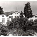 Postales: PS8182 GUINARDÓ (BARCELONA) 'ESCUELA DEL PARQUE'. FOTOGRÁFICA. CIRCULADA. 1961. Lote 168675660