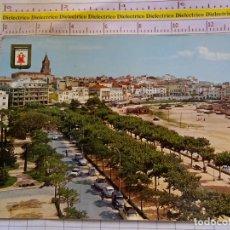 Postales: POSTAL DE GERONA. AÑO 1964. PALAMÓS, PASEO MARÍTIMO. 2215. Lote 168810176