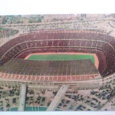 Postales: BARCELONA:CAMPO CLUB DE FUTBOL.1966.CIRCULADA. Lote 169081478