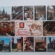 Postales: BARCELONA: BARRIO GOTICO.CIRCULADA.. Lote 169082092
