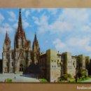 Postales: POSTAL - 446 - BARCELONA - CATEDRAL - FOTO BELVIS. Lote 169174784