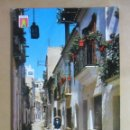 Postales: POSTAL - 246 - SITGES (BARCELONA) - CALLE TIPICA - ED. FISA - 1962. Lote 169176120