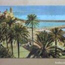 Postales: POSTAL - 167 - SITGES (BARCELONA) - PASEO DE LA RIBERA - FOTO J. UBACH PUIG. Lote 169176740