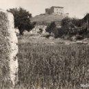 Postales: PALAU DE PLEGAMANS. EL CASTILLO DESDE EL MENHIR. E.M.. Lote 169189648