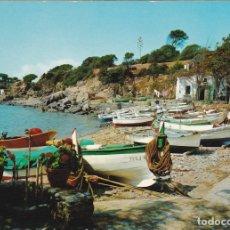 Postales: PALAMOS, CALA S´ALGUER, COSTA BRAVA, GERONA. Lote 169416644