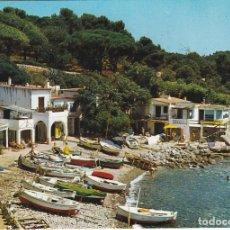Postales: PALAMOS, CALA S´ALGUER, COSTA BRAVA, GERONA. Lote 169416732