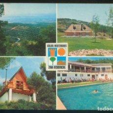Postales: SANT JAUME DELS DOMENYS. *ATALAYA MEDITERRÁNEA* ED. BERGAS. CIRCULADA 1973.. Lote 169427424