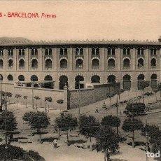 Postales: CATALUÑA BARCELONA PLAZA TOROS ARENAS POSTAL ANTIGUA. Lote 169501785