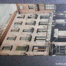 Postales: GERONA CASAS CONSISTORIALES POSTAL ANTIGUA. Lote 169502120