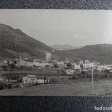 Postales: SAN FELIU DE PALLAROLS VISTA GENERAL POSTAL FOTOGRÁFICA ANTIGUA. Lote 169502248