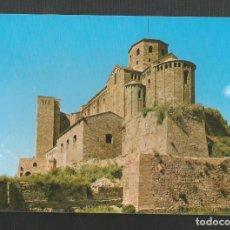 Postales: CARDONA - BARCELONA - VISTA EXTERIOR COLEGIATA - EDITA ART. Lote 169850464