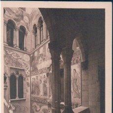 Postales: POSTAL BARCELONA - CASAL DE FOMENT DE PIETAT CATALANA - VISTA PARCIAL DEL PATI . Lote 169882916