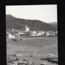 Postales: REPRODUCCIÓN TARJETA POSTAL VISTA GENERAL DEL PORT DE LA SELVA, GIRONA (1911-1915). Lote 170256048