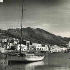 Cartes Postales: PORT DE LA SELVA (COSTA BRAVA). CISTA PARCIAL. CIRCULADA EN AÑOS 40. FOTOS MELI. FIGUERAS. Lote 170444244