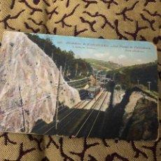Cartes Postales: TARJETA POSTAL. ALREDEDORES DE BARCELONA. Lote 170787142