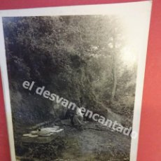 Postales: PERAMOLA. FONT BALASCH. POSTAL FOTOGRÁFICA. Lote 170955283