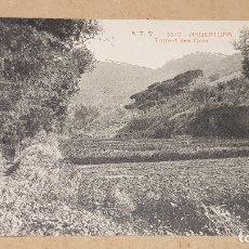Postales: A.T.V. - 3370 / ARGENTONA / TORRENT D'EN GRAU / SIN CIRCULAR. DE LUJO.. Lote 170995364