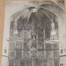 Postales: A.T.V. - 2624 / ARGENTONA / ALTAR MAYOR DE LA IGLESIA / SIN CIRCULAR NI ESCRIBIR / DE LUJO.. Lote 171001785