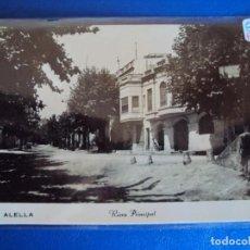 Postales: (PS-61269)POSTAL DE ALELLA-RIERA PRINCIPAL. Lote 171124637