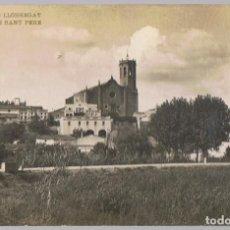Postales: TARJETA POSTAL SANT BOY DE LLOBREGAT Nº 4 BARRI DE SANT PERE . Lote 171185033