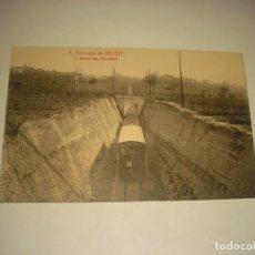 Postales: FUNICULAR DE GELIDA 5 . ROISIN, ESCRITA 1931. Lote 171195658