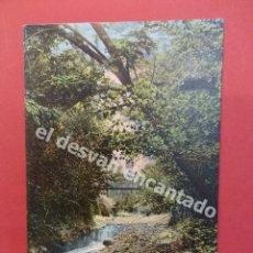 Postales: CARDEDEU. PASERA DE SAN HILARI. Lote 171346000