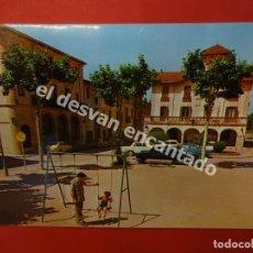 Postales: CARDEDEU. PLAÇA DE SANT JOAN. CASA DE CULTURA I CASA DE LA VILA. Lote 171351984